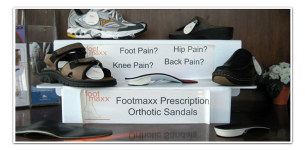 Orthotic Footwear Brampton